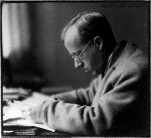 NPG P109, Gustav Theodore Holst