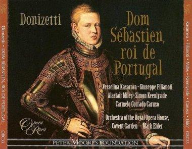 Dom Sebastien capa